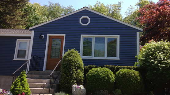 Cheshire Ct Vinyl Siding Project Mvp Construction